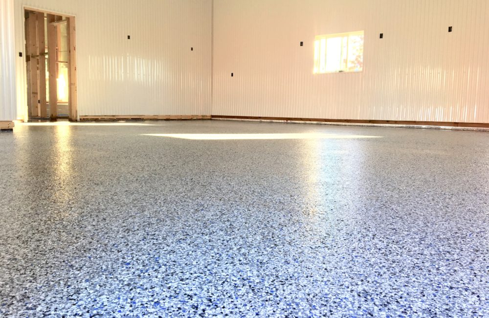 Epoxy vs Tile Flooring