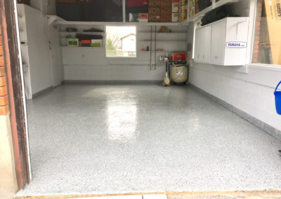 Garage Epoxy Flooring Brampton
