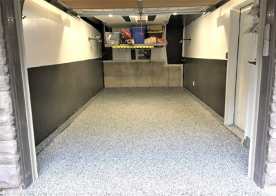 Garage Epoxy Flooring Mississauga
