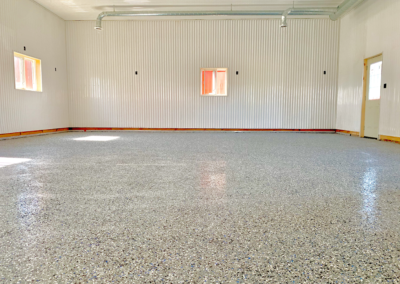 Garage Epoxy Flooring Richmond Hill