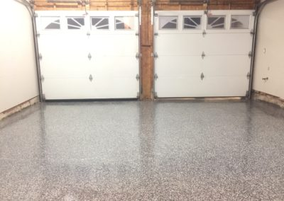 Garage Epoxy Flooring Bolton