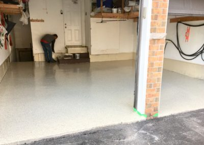 Garage Epoxy Flooring Markham