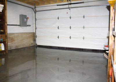 Garage Epoxy Flooring Caledon